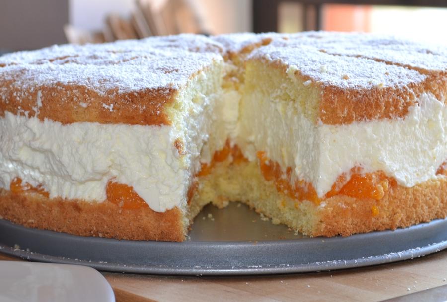 Kase Sahne Torte Mit Mandarinen Mr Benway S