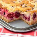 Erdbeer-Rhabarber-Kuchen